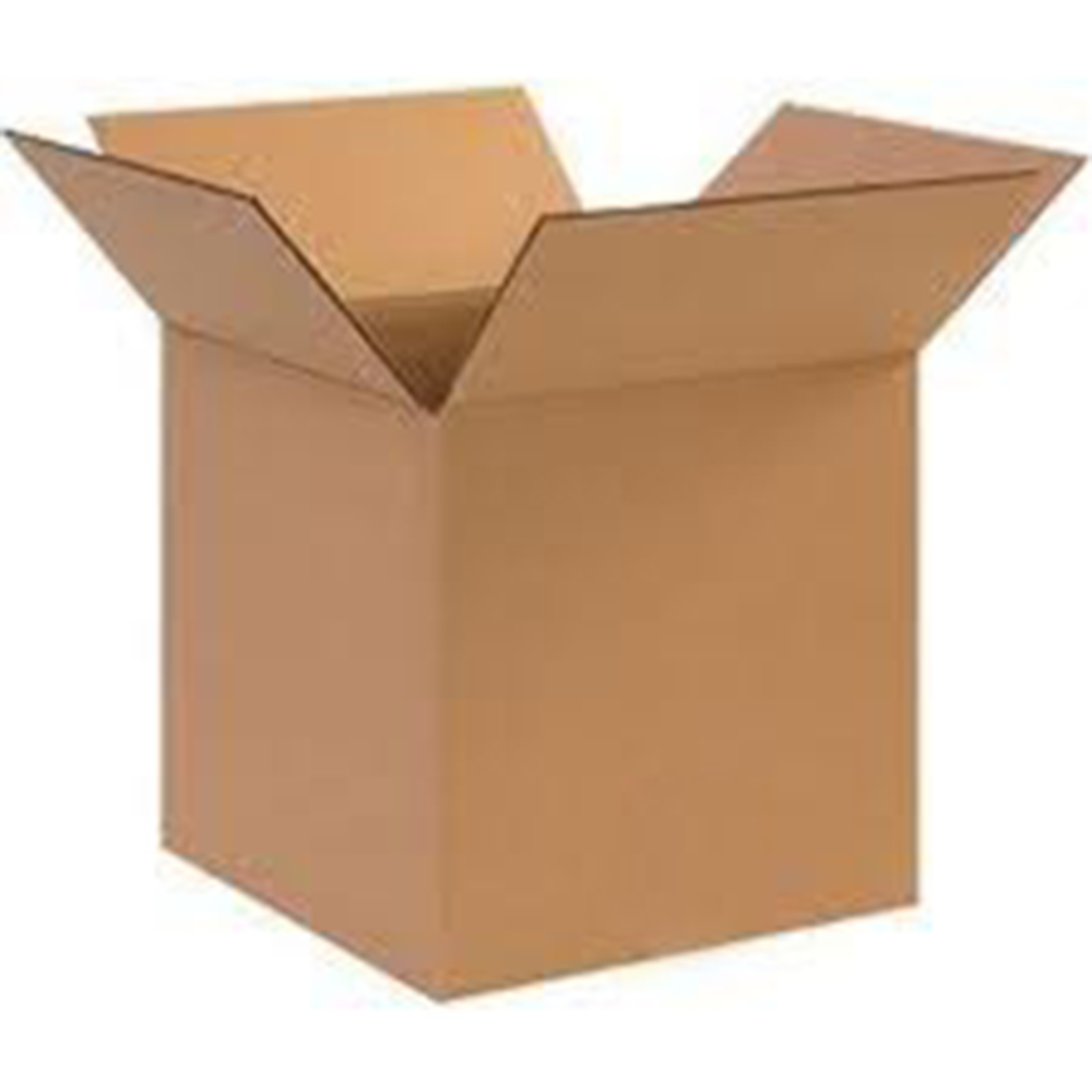 Buy Square Cardboard Box, New